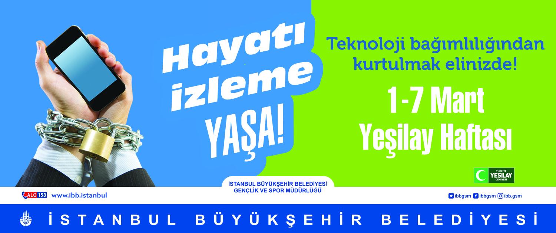Yesilay Haftasi Banner